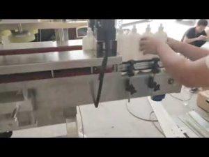 Satılık otomatik döner pvc kasa kapatma makinesi