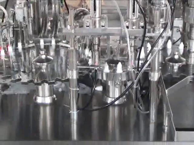 10ml göz damlası küçük parfüm şişesi dolum makinası fiyatı