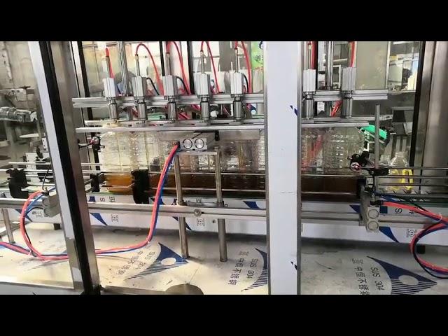 otomatik motor yağı dolum makinası