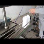Ekonomik otomatik pistonlu motor yağı şişeleme dolum makinası