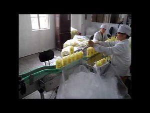 otomatik piston sıvı sabun el yıkama el dezenfektanı dolum makinası