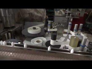 otomatik şişe yıkama dolum kapatma makinesi göz damla dolum üretim hattı
