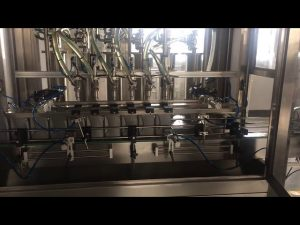 yüksek hassasiyetli 5l motor yağı yağlamak şişe dolgu dolum makinası