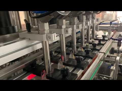 otomatik dolum bal sanayi ekipmanları makine