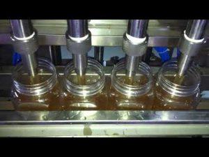 Fabrika doğrudan satış tam otomatik sıvı deterjan şişe dolum makinası