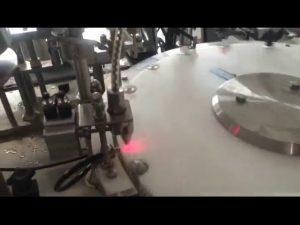 otomatik 30-50 bpm mini oje şişe dolum makinası
