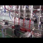 otomatik palmiye yağı şişe paketleme dolum makinası