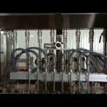 Fabrika doğrudan satış doğrusal pistonlu sıvı sos baharat şişe dolum kapaklama makinesi