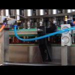 otomatik çikolata fıstık ezmesi domates sosu dolum makinası
