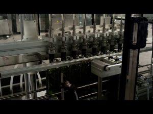 zeytinyağı şişesi dolum makinası fiyat, doğrusal piston yemeklik yağ dolum makinası