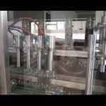 domates salçası kavanoz ketçap dolum mühürleme paketleme makinesi