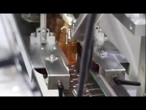 1000w sıvı esansiyel yağ yenilebilir dolum makinası