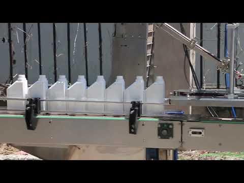 yüksek kaliteli anti korozif sıvı dolum makinası