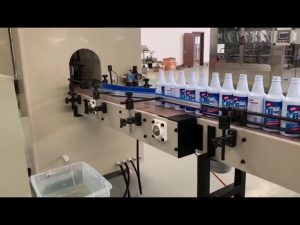 anti korozyon hidroklorik asit pp pvc plastik dolum makinası