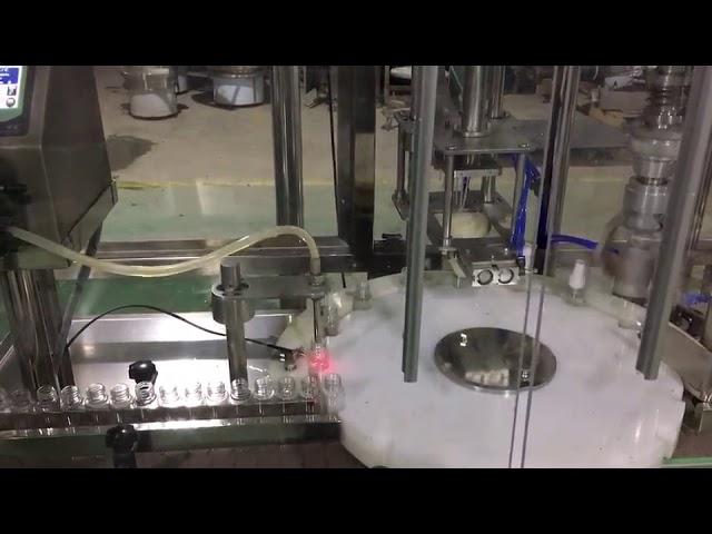 vücut bakımı 2ml parfüm cam şişe sprey şişe dolum makinası