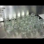 Otomatik 6 kafa sıvı doğrusal dolum makinası, parfüm özü dolum makinası