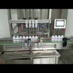 Sıvı sabun, vücut losyonu, şampuan için otomatik viskoz sıvı macun şişe dolum makinası