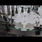 sıcak satış ce standart otomatik zeytinyağı dolum makinası