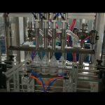 otomatik el dezenfektanı alkol deterjan dolum makinası