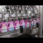 otomatik yemeklik yağ, zeytinyağı, deterjan şişesi şampuan şişesi dolum makinası