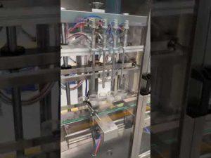 otomatik parfüm şişesi dolum makinası, sıvı dolum makinası fiyat