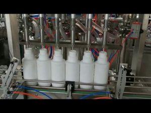 Motor madeni yağlayıcı uçucu yağ piston şişeleri dolum makinası