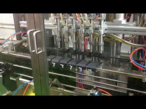 plc kontrol otomatik piston zeytinyağı dolum dolum makinası