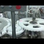Fabrika fiyat oral sıvı plastik ampul otomatik dolum yapıştırma makinesi