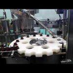 icicle hidroklorik asit hdpe vakfı debimetre yağ dolum ve mühürleme makinesi